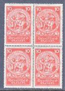 GERMANY  B 9 X 4  ** - Unused Stamps