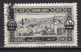 Grand Liban N°76 Obl - Grand Liban (1924-1945)