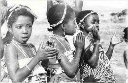 002 - GHANA - Enfants - Ghana - Gold Coast