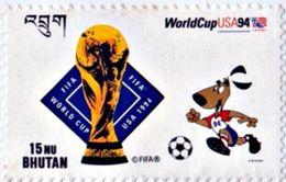 WORLD CUP SOCCER USA 1994 POSTAGE STAMP SET 1994 MINT MNH - Coppa Del Mondo