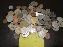 LOT 3 : PIÈCES ÉTRANGÈRE 500 Grammes A Trier Dans L'état A Nettoyer - Coins & Banknotes