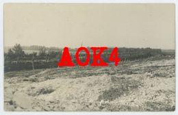 02 Canal De L'Aisne Trichterfeld Champ De Bataille 1917 1918 Nordfrankreich - France