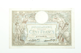 100 Francs - Tipo Luc Olivier Merson - Frankrijk