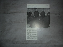 Origineel Knipsel ( 875 ) Uit Tijdschrift  :  Abdij Van Steenbergen   1934 - Vieux Papiers