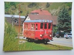 D156213 Train Railway Rail - Ciernohornskej Lesnej Zeleznici  - Ciernom Balogu - Trenes