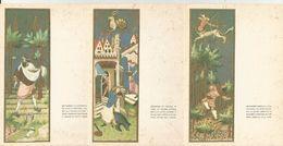 6 CART. MINIATURE DEL MAESTRO DI ROHAN: MESI (923) - 5 - 99 Cartoline