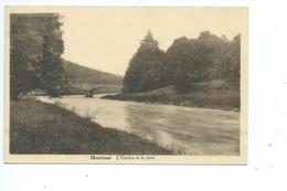 Marcour Ourthe Et Le Pont - Rendeux