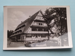 SASBACHWALDEN Im Schwarzwald Sternenwirtshaus HOHRITT () Anno 19?? ( Details Zie Foto's ) ! - Sasbach