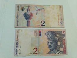 Ahmad Don Monnaie  MALAYSIE  Malaysia Dua Ringgit RM2 RM 2 Dollar 1996 Banknote P 40 Paper Bank Note - Malaysia