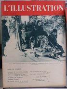 L'Illustration N° 5065 30 Mars 1940 - Journaux - Quotidiens