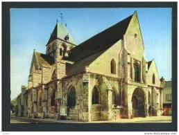 91 ETAMPES ... Eglise Saint Basile ... (cpsm) - Etampes
