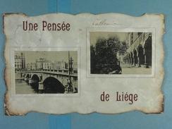 Une Pensée De Liège - Liege