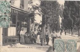 CARTE POSTALE DE NEUILLY PLAISANCE / COMMERCE - Neuilly Plaisance