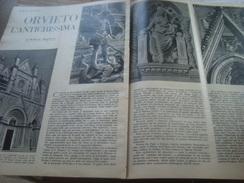 POLIZIA MODERNA OTT. NOV. 1960 ORVIETO - Libri, Riviste, Fumetti