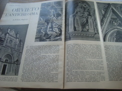 POLIZIA MODERNA OTT. NOV. 1960 ORVIETO - Libros, Revistas, Cómics