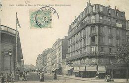 PARIS - Rue De L'arrivée, Gare Montparnasse. - Distretto: 15
