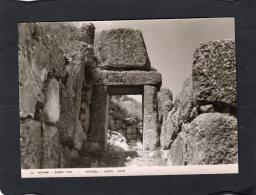 74620    Grecia,   Mycenae,  North  Gate,    NV(scritta) - Greece