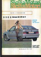 X SICILIA MOTORI 12/89 Giro Internazionale Di Sicilia Targa Del Mediterraneo - Motori
