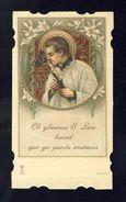 Image Pieuse: Saint Louis Gonzague (Lega Eucaristica Num. 9101) (Ref.78060 B) - Images Religieuses