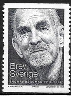 Suède 2008 N°2604 Neuf Ingmar Bergman - Sweden