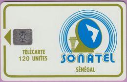 Télécarte Sénégal °° Sonatel 120 Unités - Sc5 - GE 38161. - Sénégal