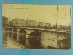 Liège Pont De La Boverie - Liege