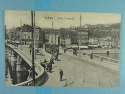 Liège Pont Léopold - Liege