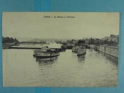 Liège La Meuse à L'Evêché - Liege