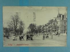 Liège Boulevard D'Avroy - Liege