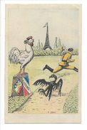 18582 - Au Secours Un Coq Help A Cook Dessin Jaegy - Humour