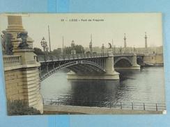 Liège Pont De Fragnée - Liege