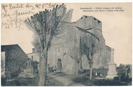 ANNEPONT - Eglise Romane, Monument Aux Morts - France