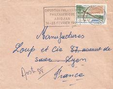 RCA CAR Centrafrique 1969 Bangui Arbalete Arch Pygmee Cover - Centraal-Afrikaanse Republiek