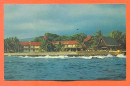 "CPSM PF  Hawai  "" Kailua Kona - Island Of Hawai "" CPA 57 - Islas Cocos (Keeling)"
