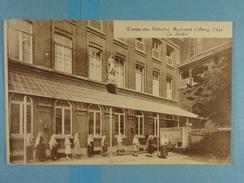 Liège Oeuvres Des Retraites Boulevard D'Avroy Le Jardin - Liege