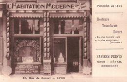 L'habitation Moderne - 63, Rue De Bonnel Lyon -tout Pour Le Hôme. - Advertising