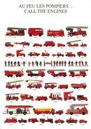 ¤¤  -  Au Feu Les Pompiers  -  Camion De Pompiers  -  ¤¤ - Sapeurs-Pompiers