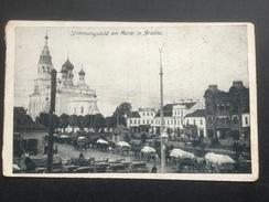 AK GRODNO Feldpost 1917 // D*29072 - Weißrussland