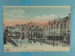 Liège Palais Provincial - Liege