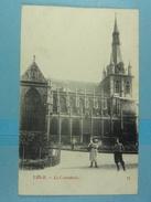 Liège La Cathédrale - Liege