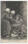 La Chasse En Bretagne - L'Hallali - CARHAIX  (29) Prise Pour Le Plus Giboyeux De La Contrée  -    (tirage 1900) - Carhaix-Plouguer