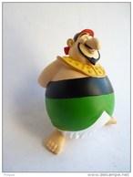 FIGURINE En Résine HACHETTE COLLECTION  ASTERIX N° 28 - EPIDEMAÏS - DEFECTUEUX FELURE SUR UN PIED - Asterix & Obelix