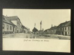 AK KIRCHBERG Am Walde B. Gmünd 1913/// D*29082 - Gmünd