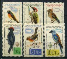 TCHECOSLOVAQUIE ( POSTE ) : Y&T N°  1361/1366  TIMBRES  NEUFS  SANS  TRACE  DE  CHARNIERE , A  VOIR . - Czechoslovakia