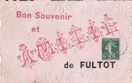 CARTE POSTALE DE FULTOT - Altri Comuni