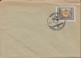 DR 826 Auf Briefumschlag Mit Sonderstempel: Berlin Tag Der Briefmarke 10.1.1943 FDC - Briefe U. Dokumente