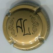 CAPSULE-CHAMPAGNE LETE A. N°18 Bronze & Noir - Andere