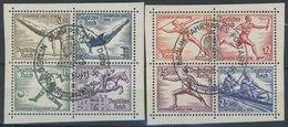 Dt. Reich 624-31 O, 1936, Herzstücke Olympische Sommerspiele, Ersttags-Sonderstempel, Pracht - Germany