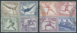 Dt. Reich 624-31 O, 1936, Herzstücke Olympische Sommerspiele, Pracht - Germany