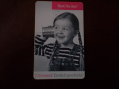A323  Carta Telefonica Hast Du Ihn - Telefonkarten